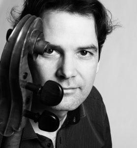 Jorin Jorden Cellolehrer Auftrittscoach Porträt